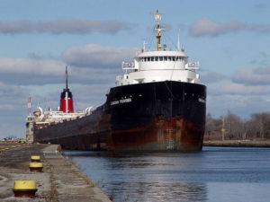Welland Shipping Canal