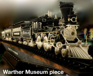 Warther Museum Piece